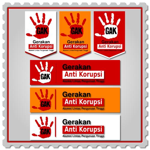 Logo: Gerakan Anti Korupsi