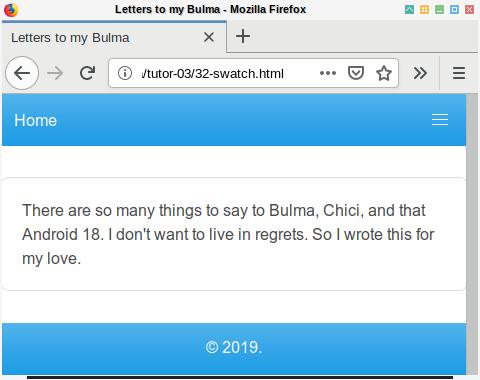 Bulma SASS: Bulmaswatch Theme