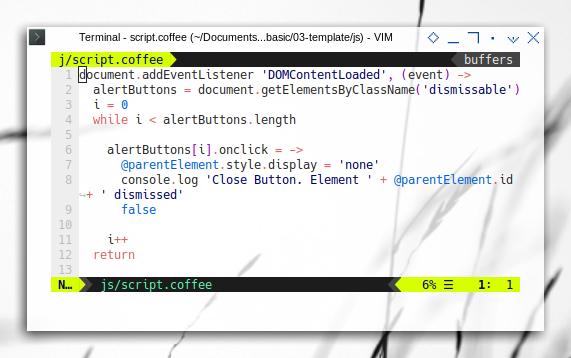 Coffeescript: Coffeescript Source Code