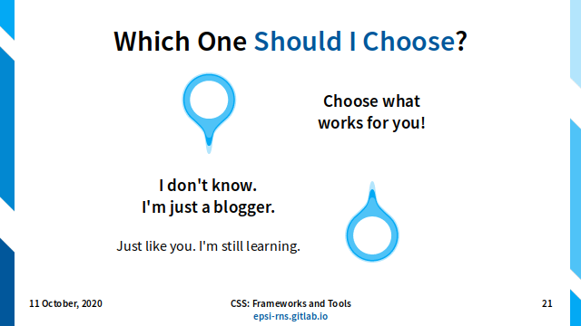 Slide - CSS Preprocessor: Which One