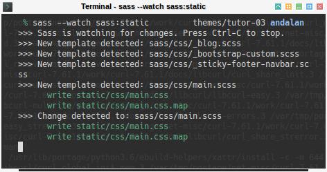 Hugo Bootstrap SASS: main.css