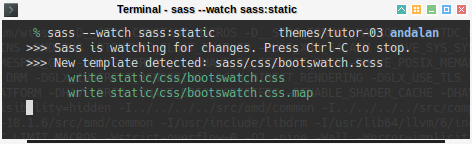 Hugo Bootstrap SASS: Generate Bootswatch CSS