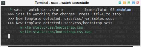 Hugo Bootstrap SASS: Generate Custom Bootstrap CSS