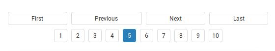 Hugo Pagination: Number