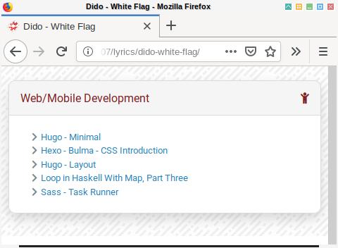 Hexo: Widget Archives epsi-rns.gitlab.io