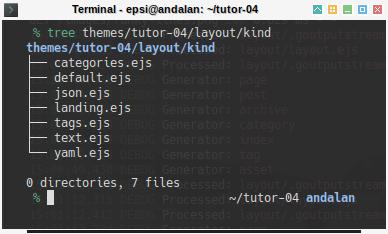 Hexo Layout: Custom Output