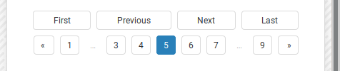 Hexo Pagination: Preview All Buttons