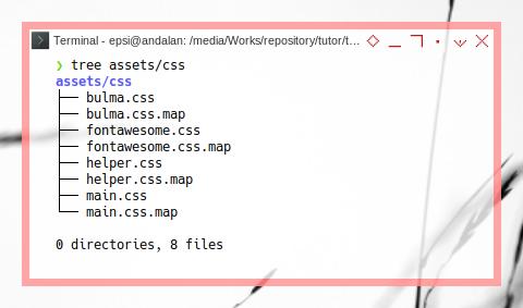 11ty: Tree: CSS