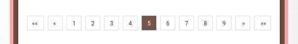 11ty Pagination: Inline List Style