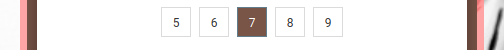 11ty Pagination: Adjacent Page 7