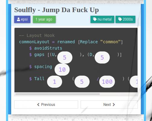 11ty Syntax Highlighting: Formatting Issue