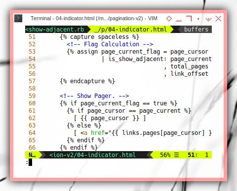 Jekyll Plugin: Pagination Using Ruby Filter