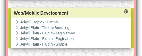 Jekyll: Widget: Backlinks from Gitlab