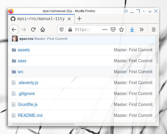 git refs: Master Branch in Github Repository